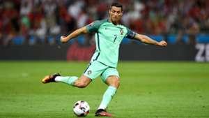 Cristiano Ronaldo Portugal Wales Euro 2016 06072016