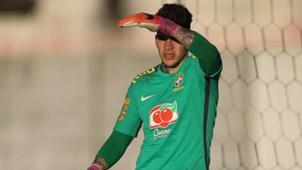 Ederson Brasil treino SP 20032017