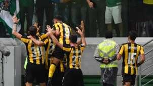 Palmeiras Penarol Copa Libertadores 12042017