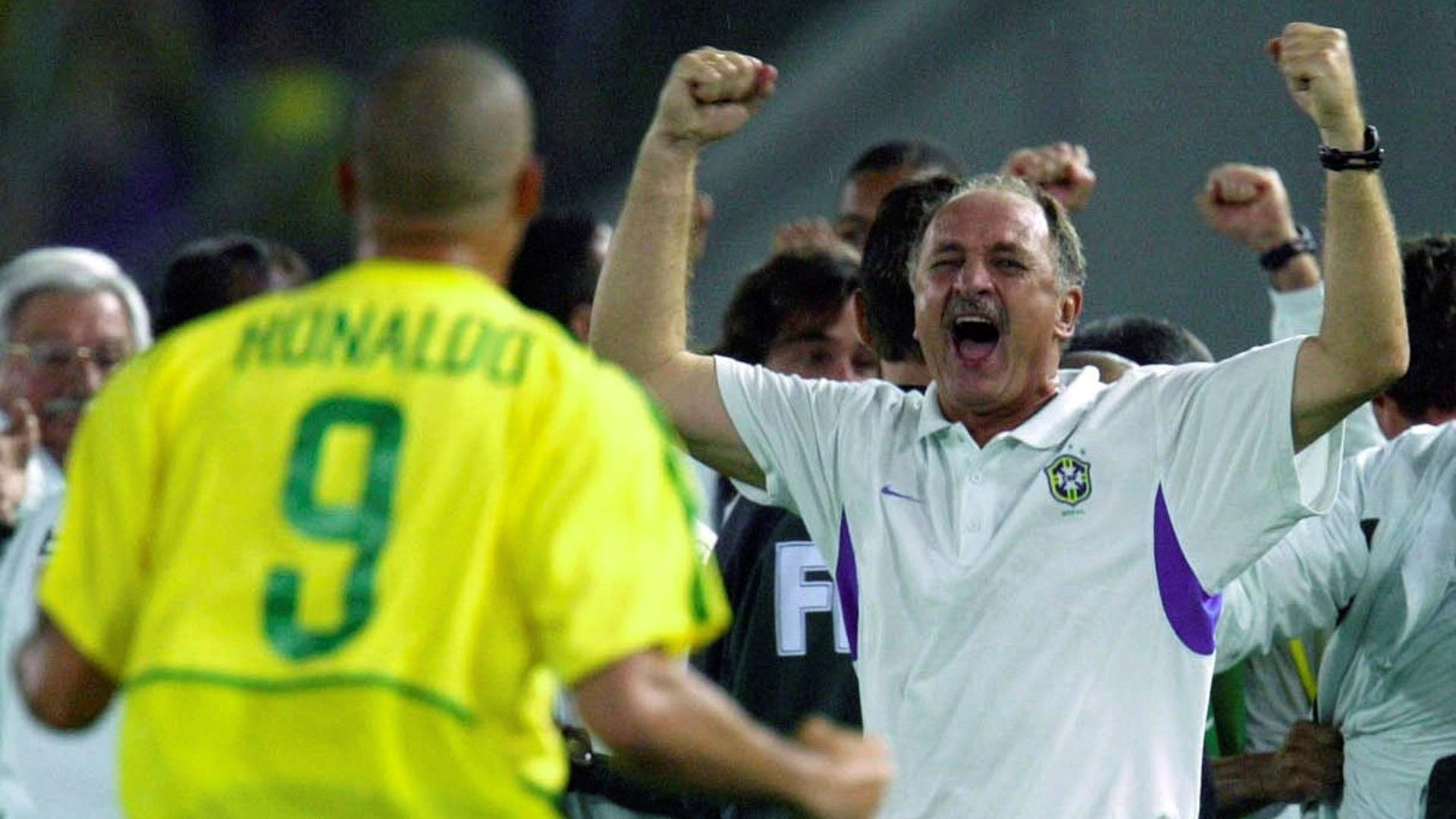 Scolari, Ronaldo - Brazil