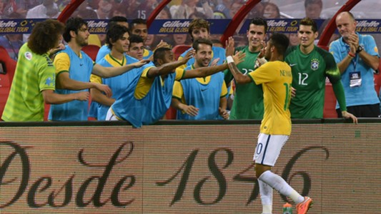 Neymar | Japan 0-4 Brazil | Friendly | 14 10 2014