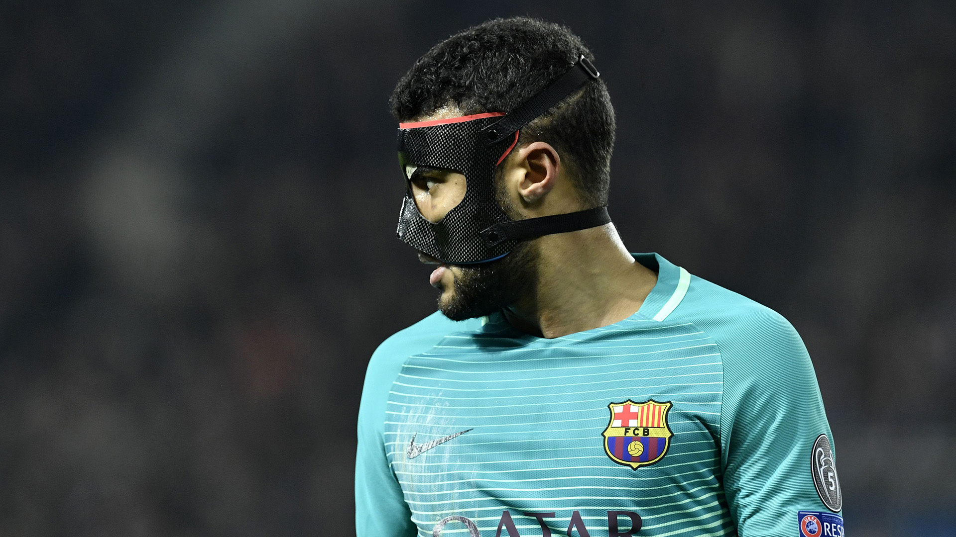 Rafinha PSG Barcelona Champions League R16 02142017