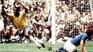 Pelé 1970 final Seleção 04 08 2017