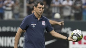 Fabio Carille Corinthians Botafogo-SP Paulista 09042017