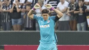 Cassio Corinthians Botafogo-SP Paulista 09042017