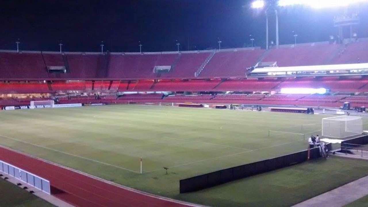São Paulo x San Lorenzo - Morumbi
