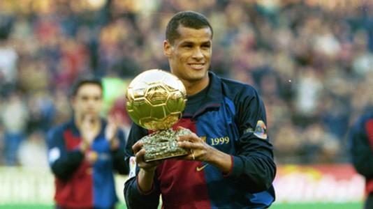 Rivaldo Barcelona 1999 Ballon d'Or