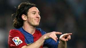 Lionel Messi Barcelona Getafe Copa del Rey 18042007