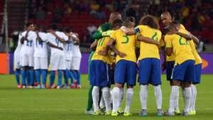 Brazil Honduras International Friendly 10062015