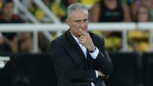 Tite Brasil vs Colombia amistoso 25 01 2017