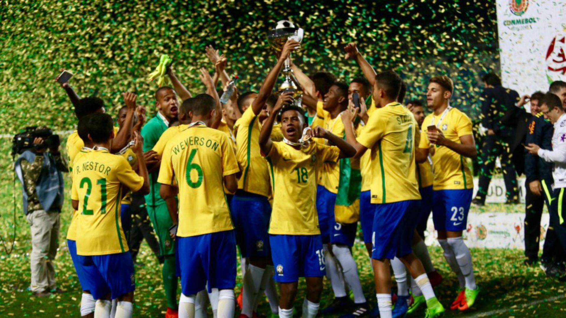 Brasil Sul-Americano Sub-17