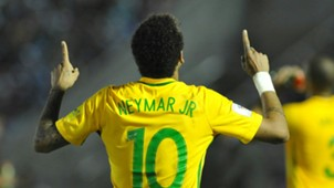 Neymar Uruguai Brasil Eliminatorias 2018 23032017