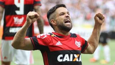 Atlético-MG x Flamengo 29 10 2016 Diego