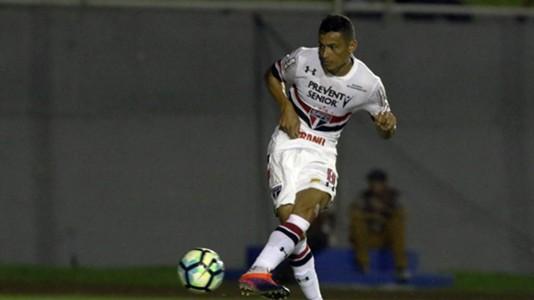 Cícero São Paulo PSTC Copa do Brasil 01032017