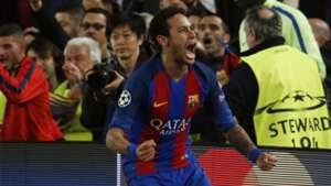 Neymar Barcelona PSG Champions League 08 03 2017