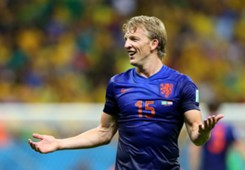 Dirk Kuyt Brazil Netherlands 2014 World Cup third-place playoff 07122014