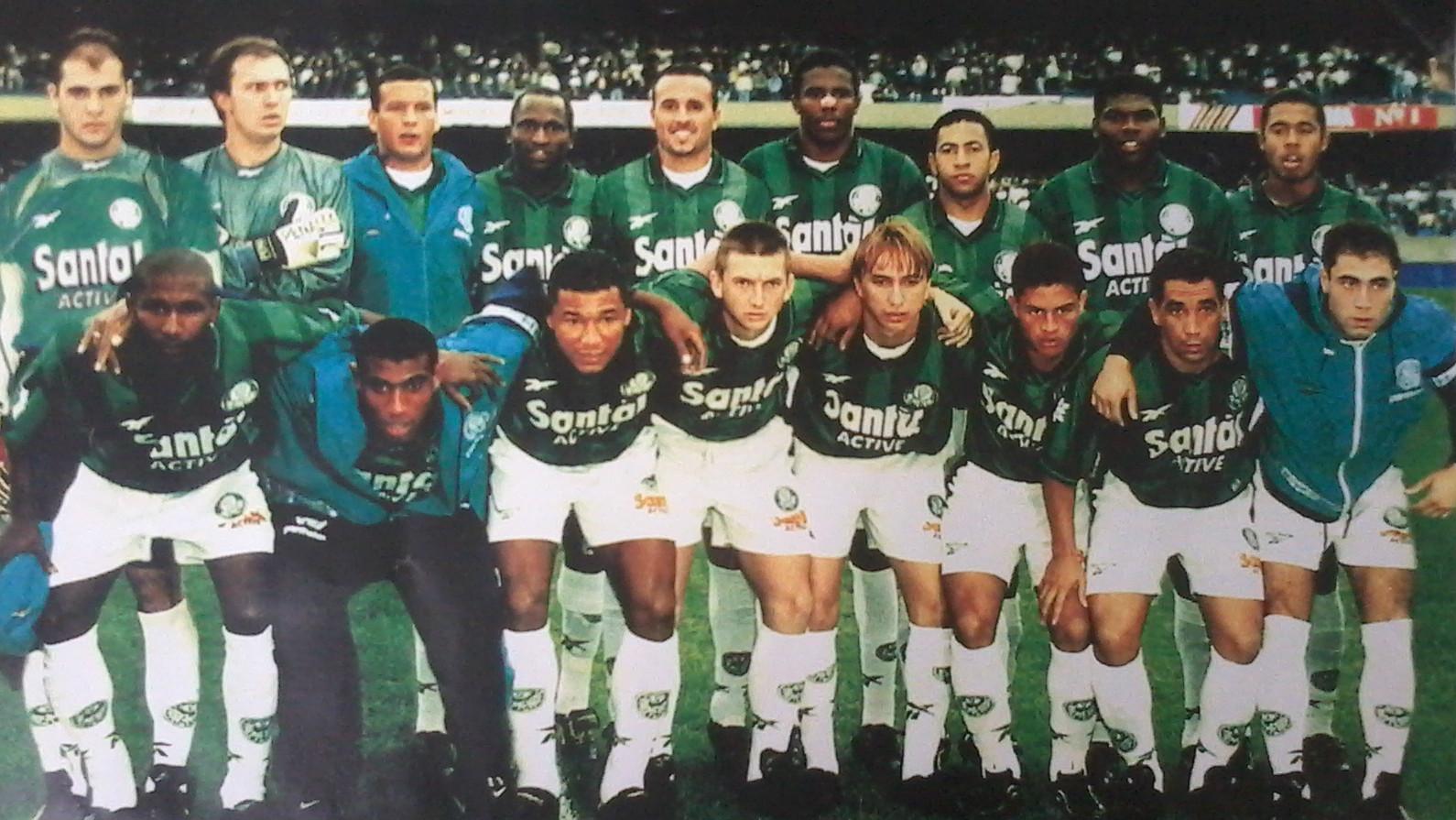 Palmeiras - Copa do Brasil 1998