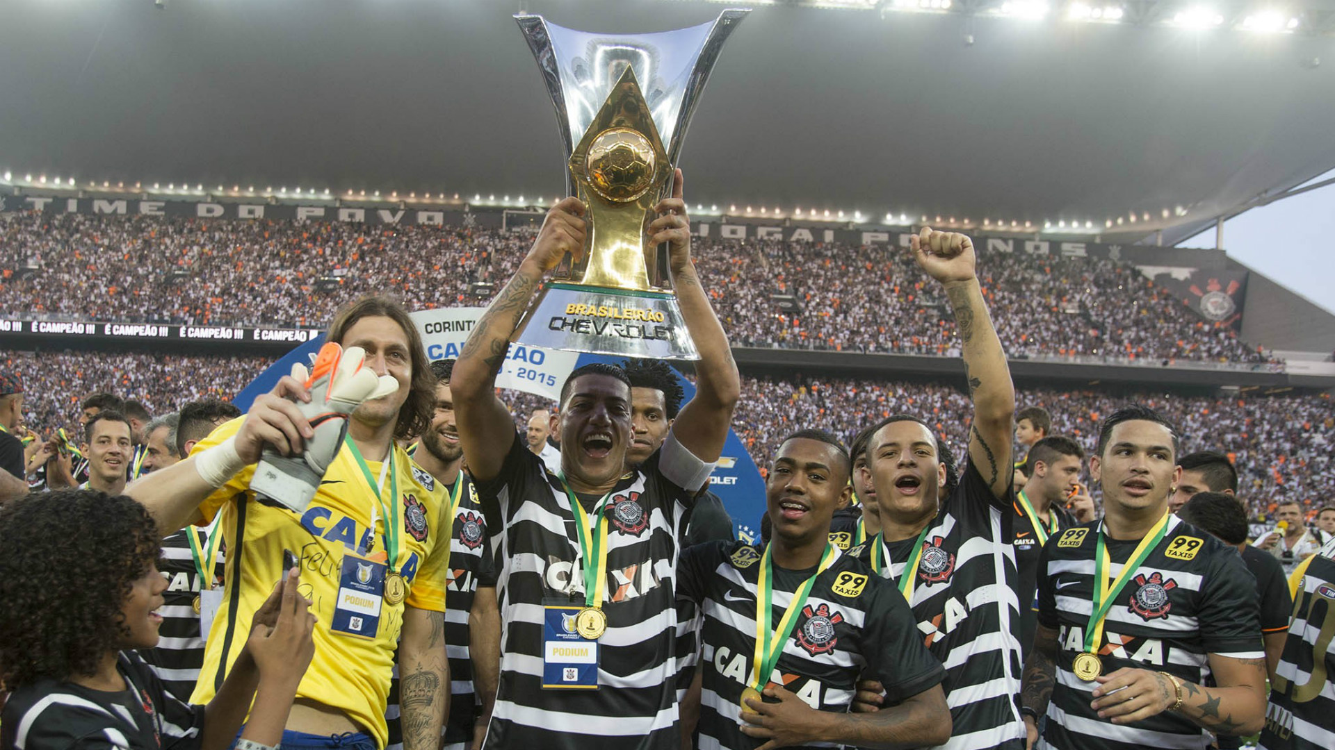 Ralf - Corinthians - Brasileiro 2015