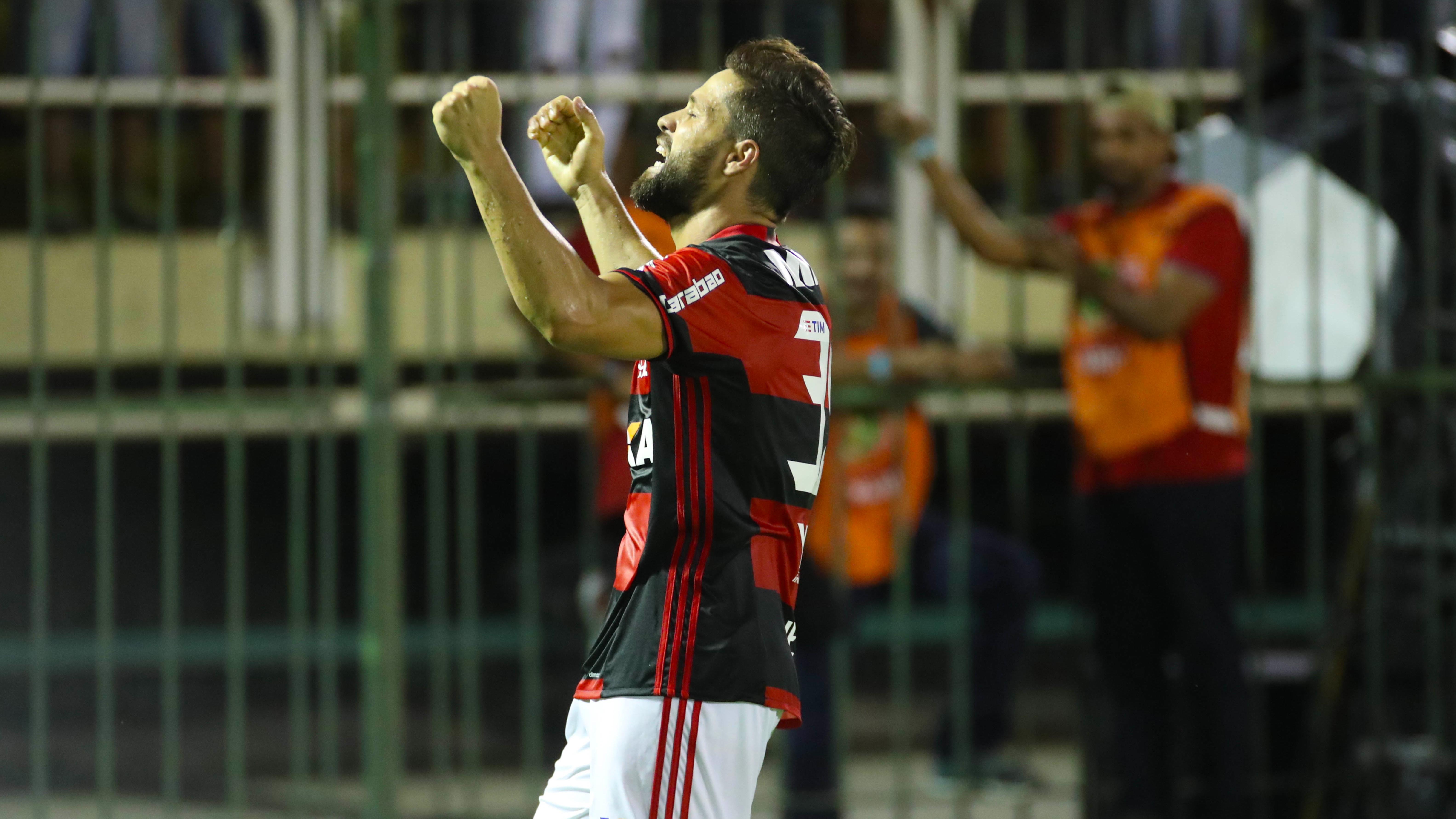 Diego Ribas Flamengo Macaé Carioca 01022017