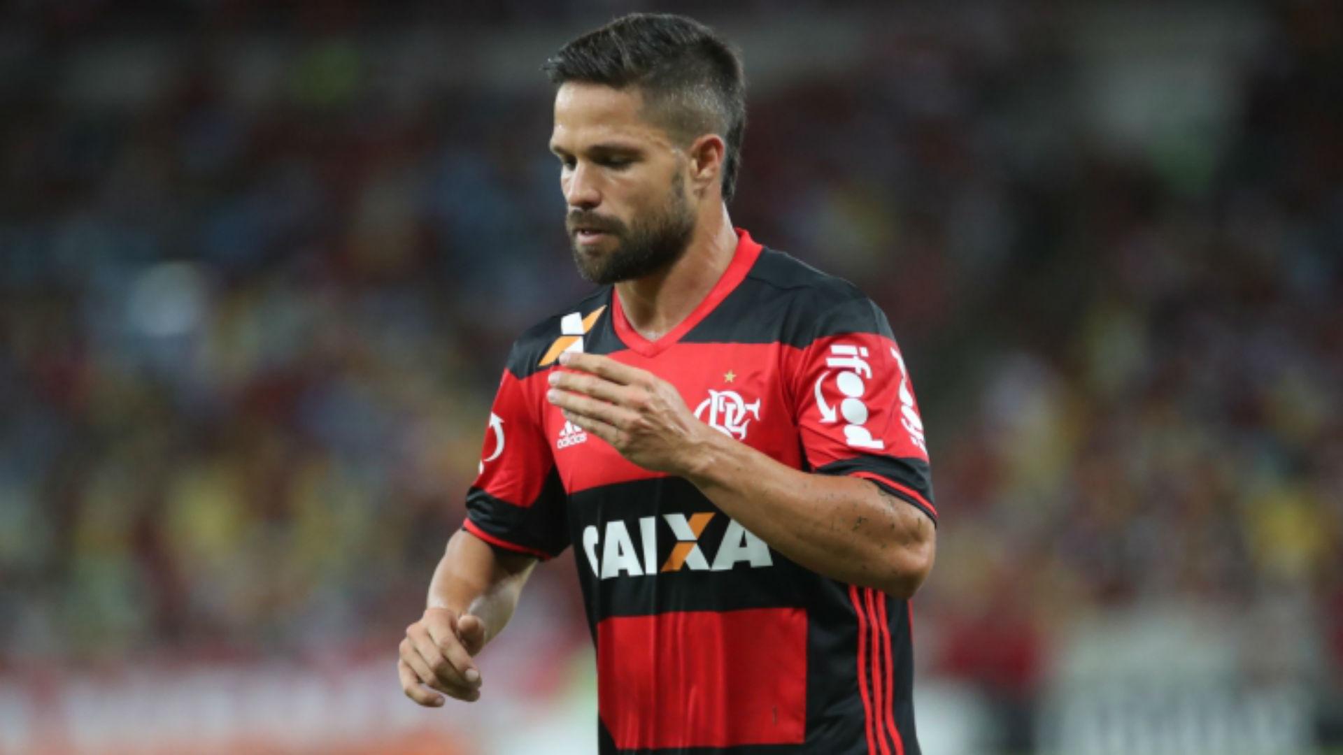 Diego Ribas Flamengo Coritiba Brasileiro 21 11 2016