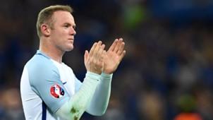 Wayne Rooney England Iceland Euro 2016 27062016