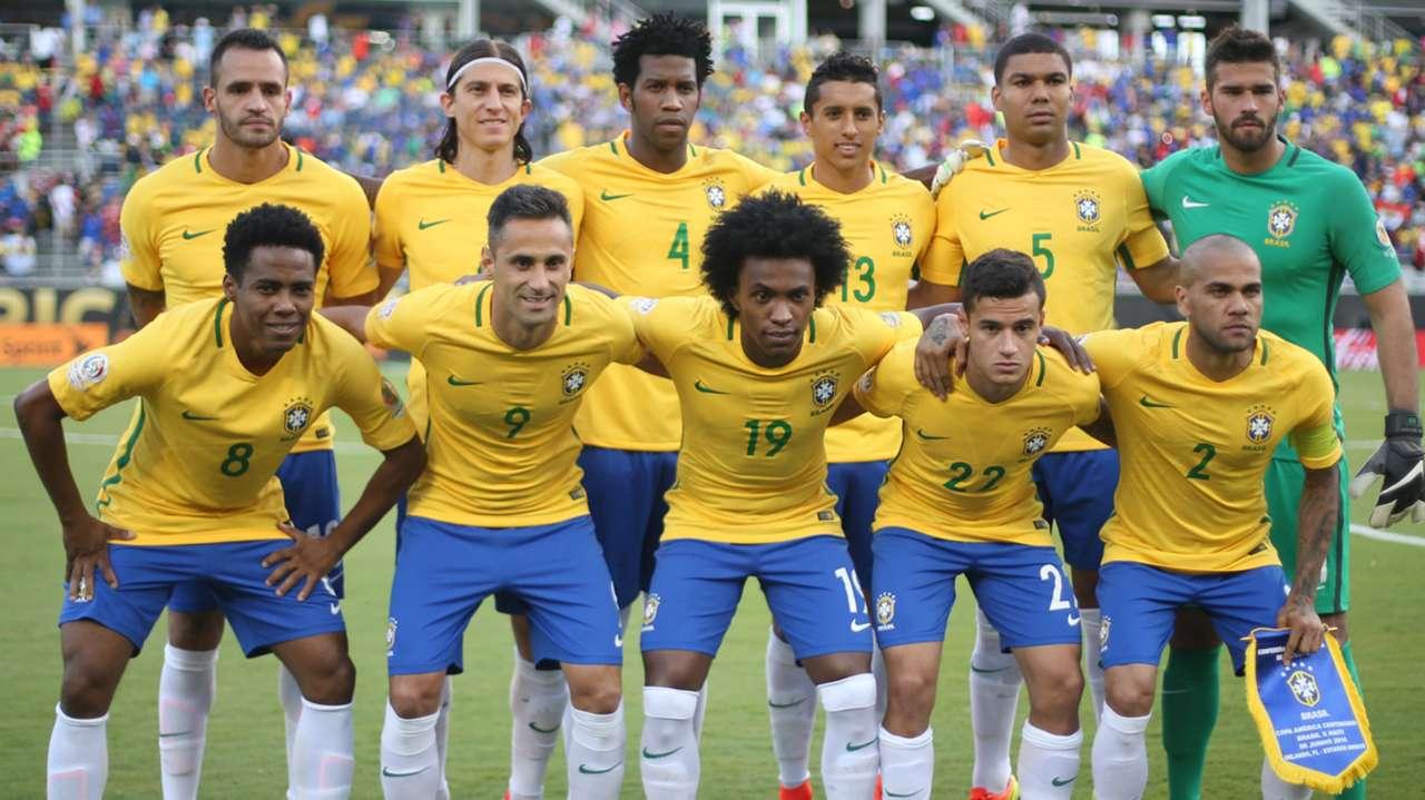 Brazil Haiti Copa America 12062016