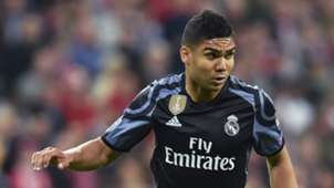 Casemiro Bayern Real Madrid Champions League 12042017
