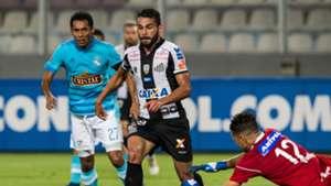 Thiago Maia Sporting Cristal Santos Copa Libertadores 09032017