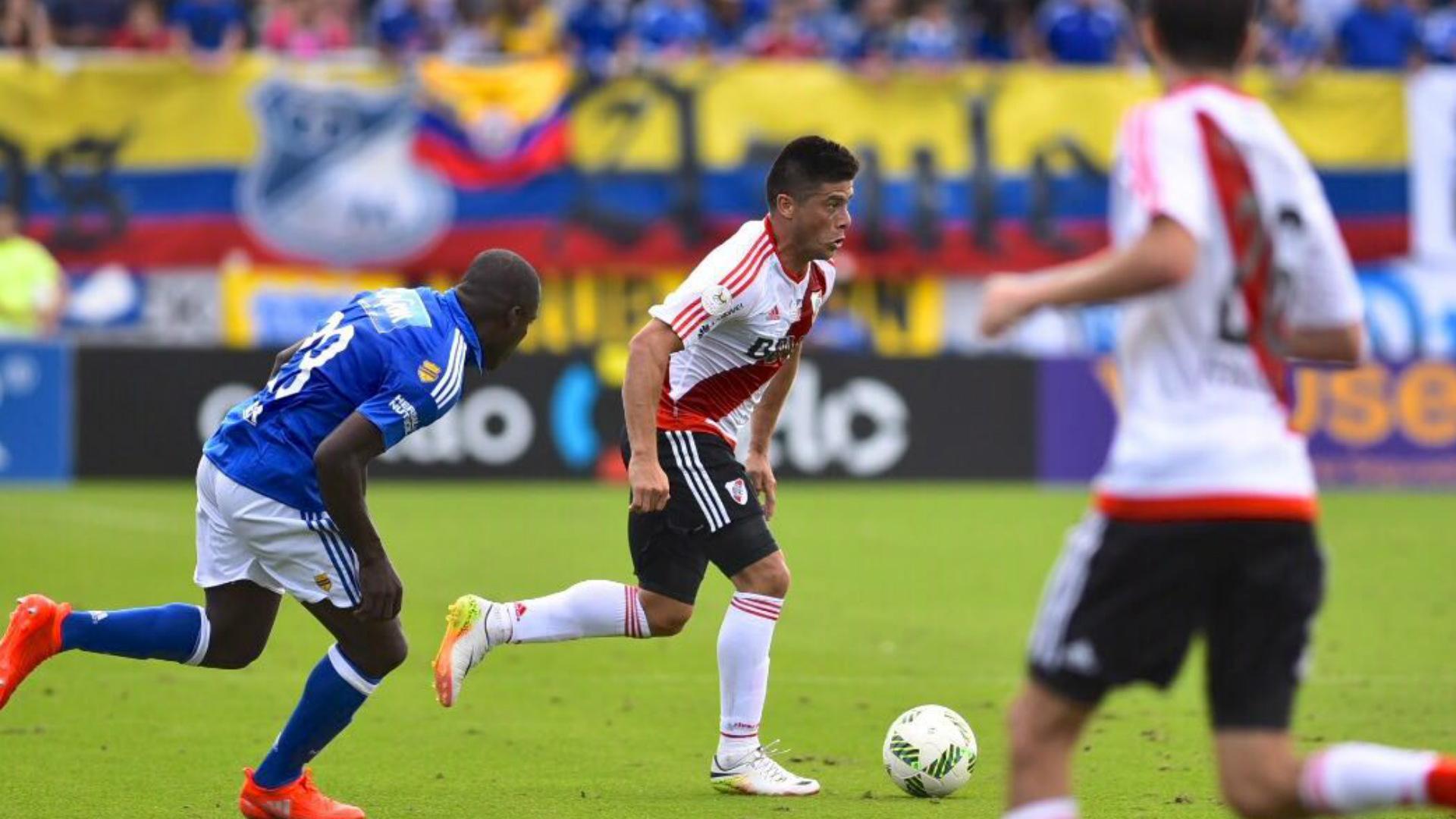 River Plate Millonarios I Florida Cup I 16 01 17