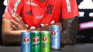 Flamengo Carabao patrocinador 2017