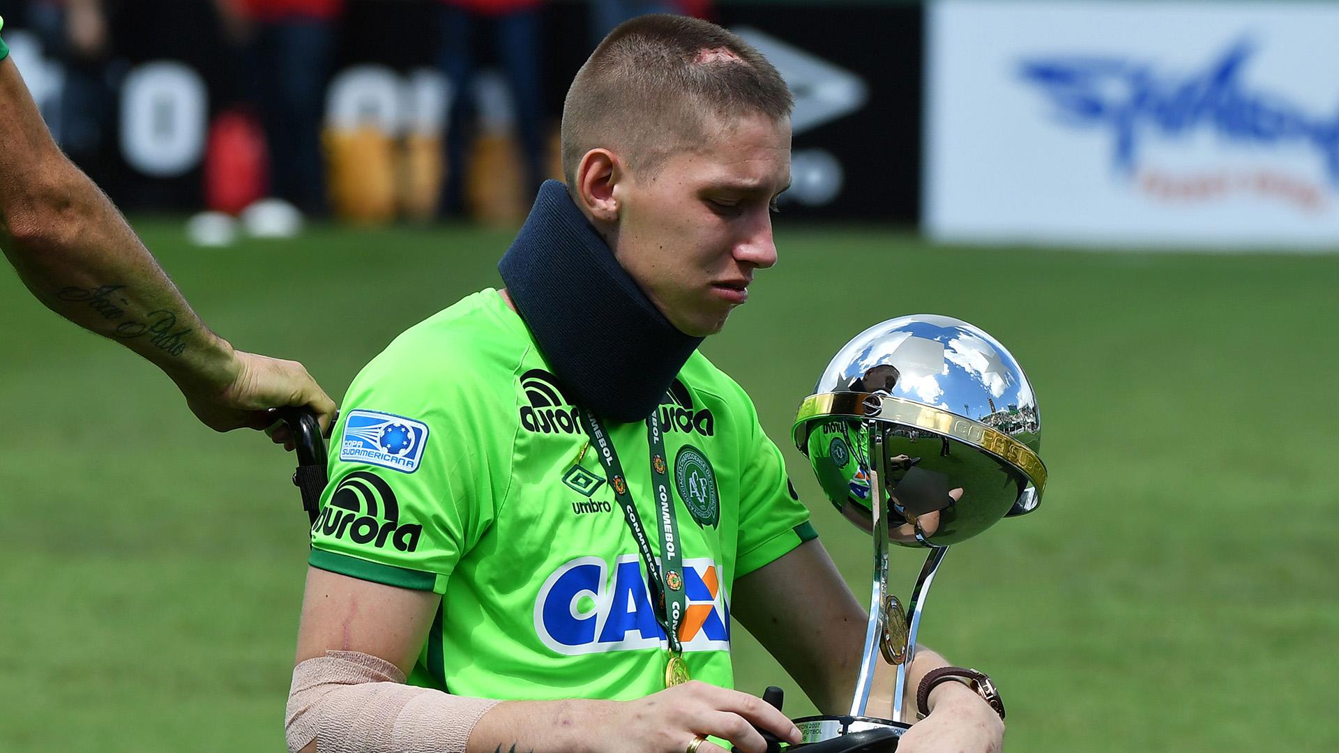 Follmann Palmeiras Chapecoense Amistoso homenagem 21012017