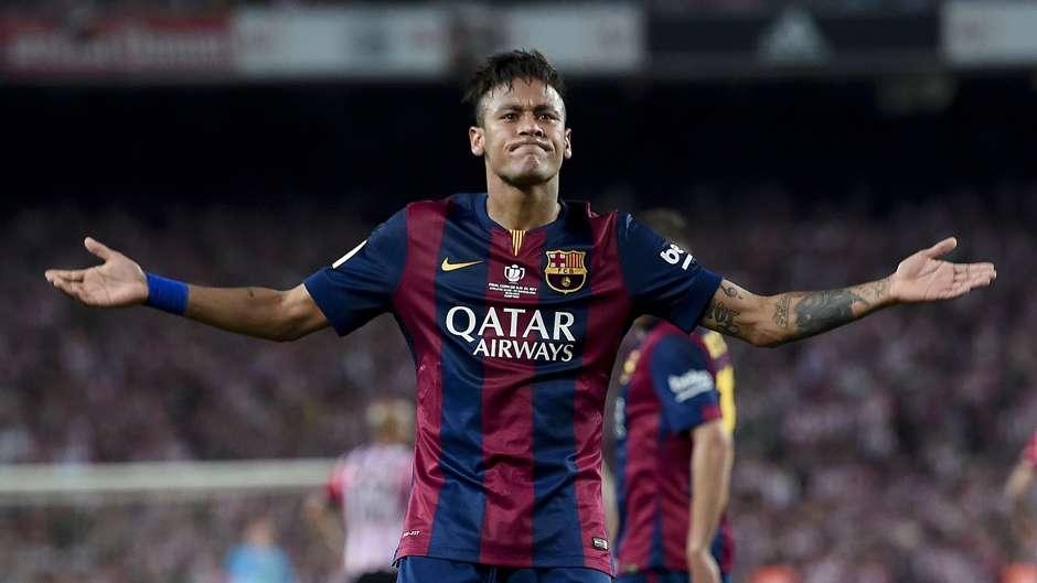 Neymar Athletic Bilbao Barcelona Copa del Rey 30052015