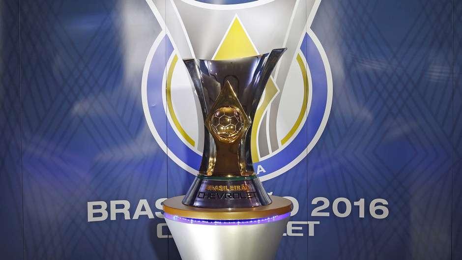 Brasileirão Serie A troféu trophy 2016