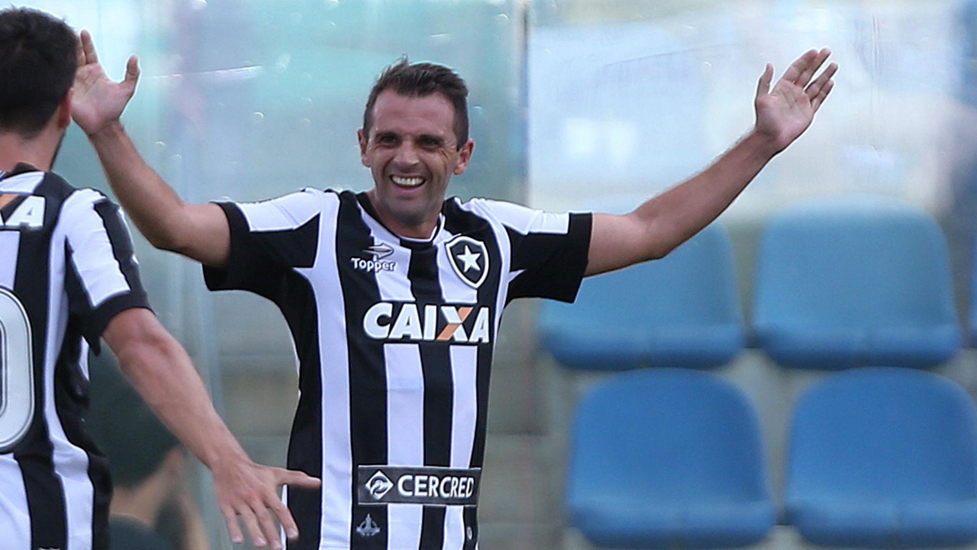 Montillo Botafogo amistoso Rio Branco 23 01 2017