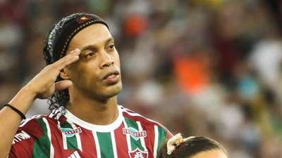 Ronaldinho Gaúcho Fluminense 01082015