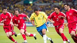 Denilson | Brazil 1-0 Turkey | 2002 World Cup | 26062002