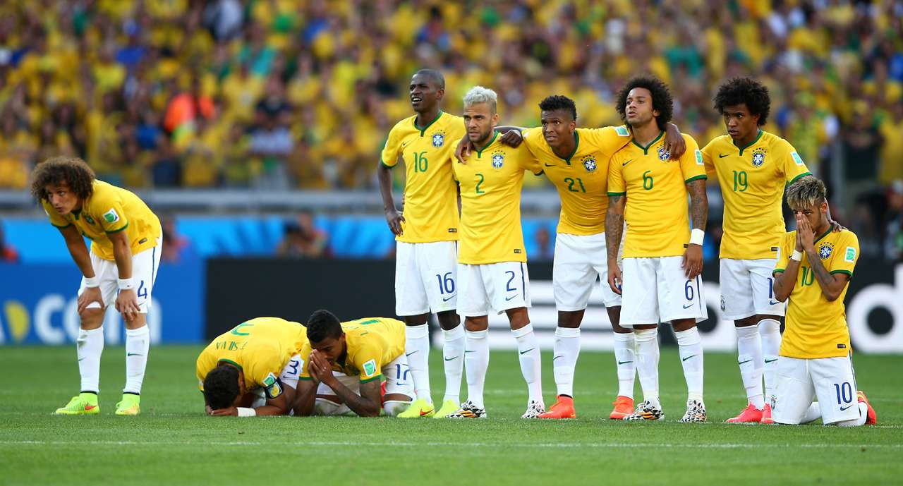 Brazil Chile World Cup 2014
