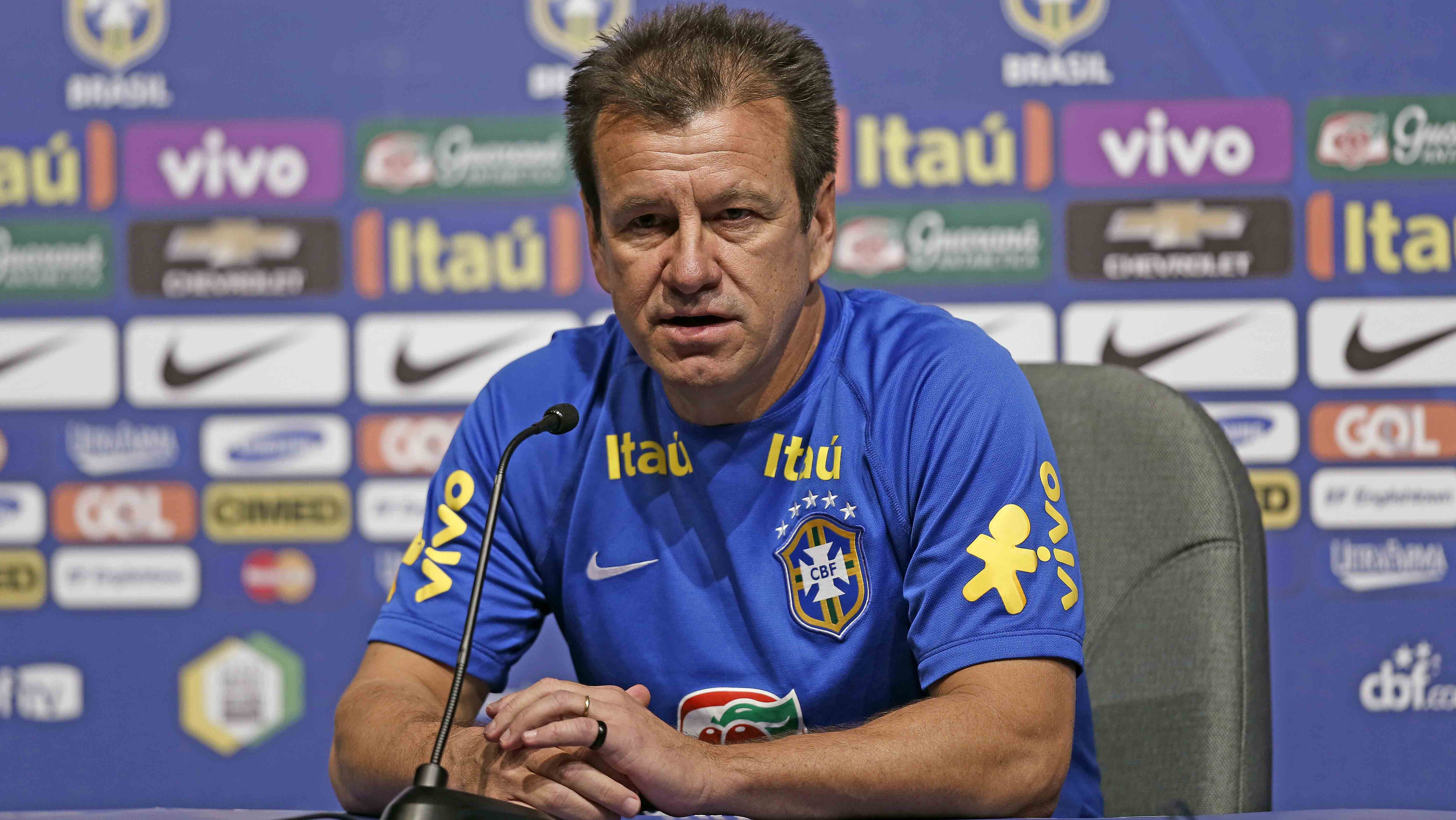 Dunga Brazil press conference 24032016