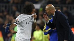 Marcelo Zidane Real Madrid 04042016