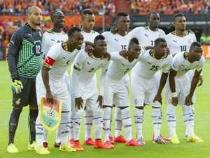 Ghana national team 05312014