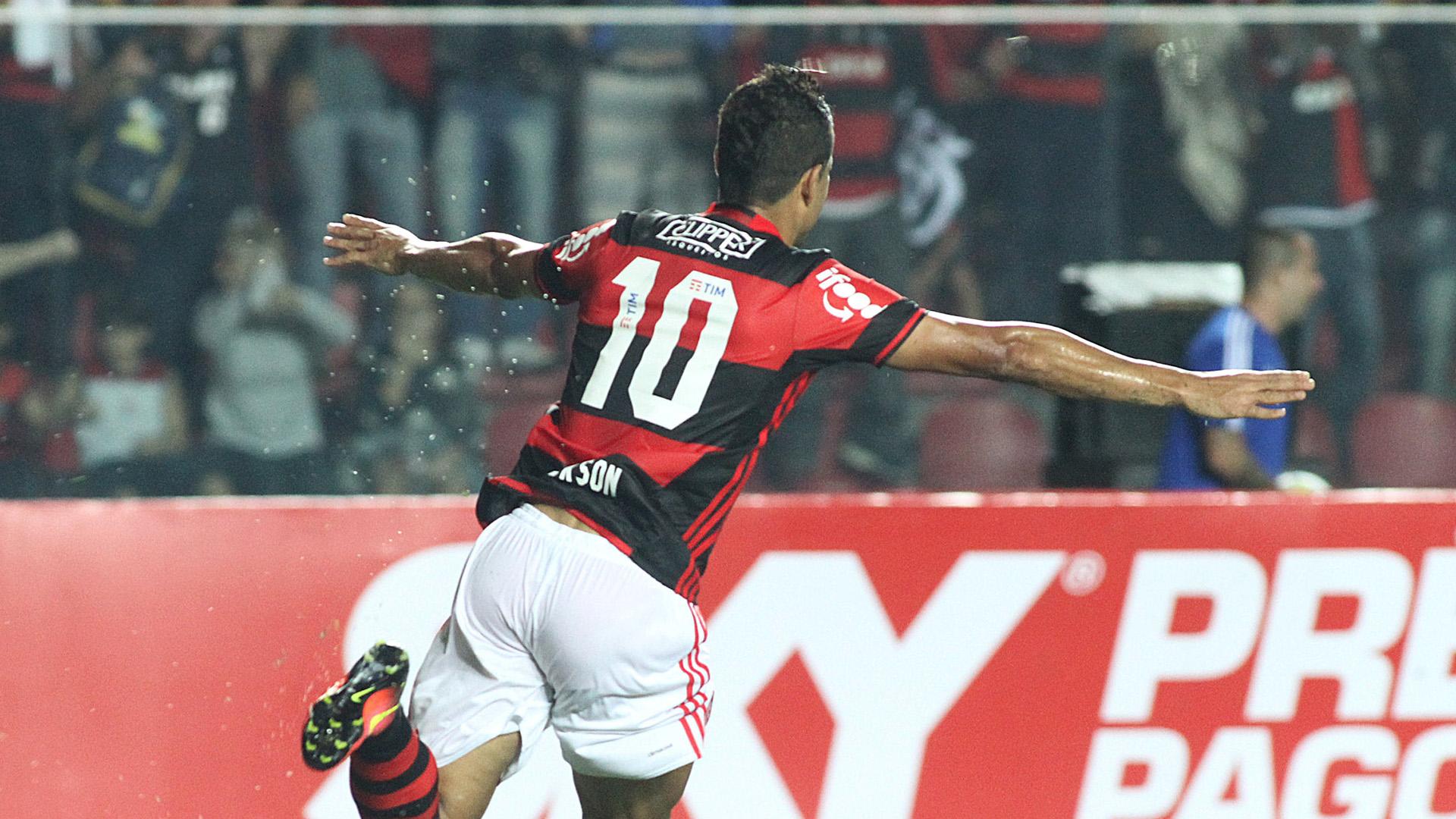 Ederson Flamengo Internacional Brasileirão 29062016