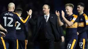 Rafa Benitez Brighton Newcastle Championship 28022017