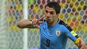 Suarez Brasil uruguai 25032016