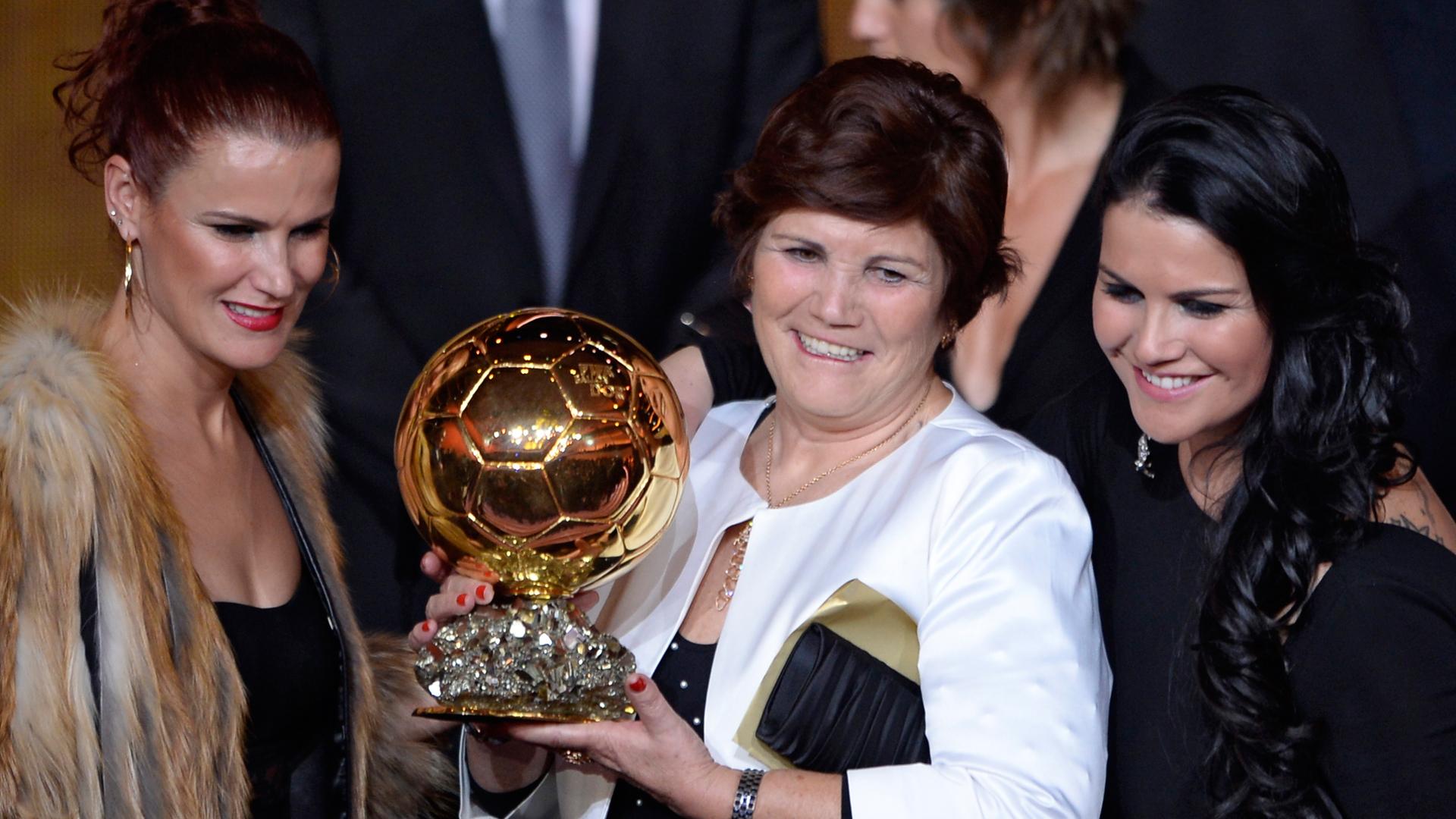 Dolores Aveiro - Cristiano Ronaldo's Mother