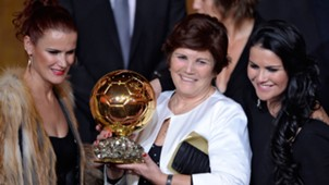 Dolores Aveiro - Cristiano Ronaldo's Mother