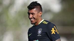 Paulinho Brasil treino SP 20032017