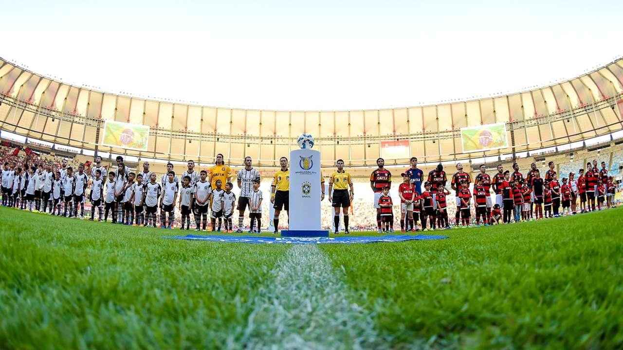 Flamengo Corinthians Brasileirao Serie A 12072015