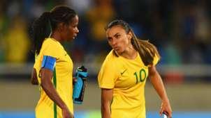 Marta Vieira Formiga Brazil Rio 2016 Olympics Women 03082016