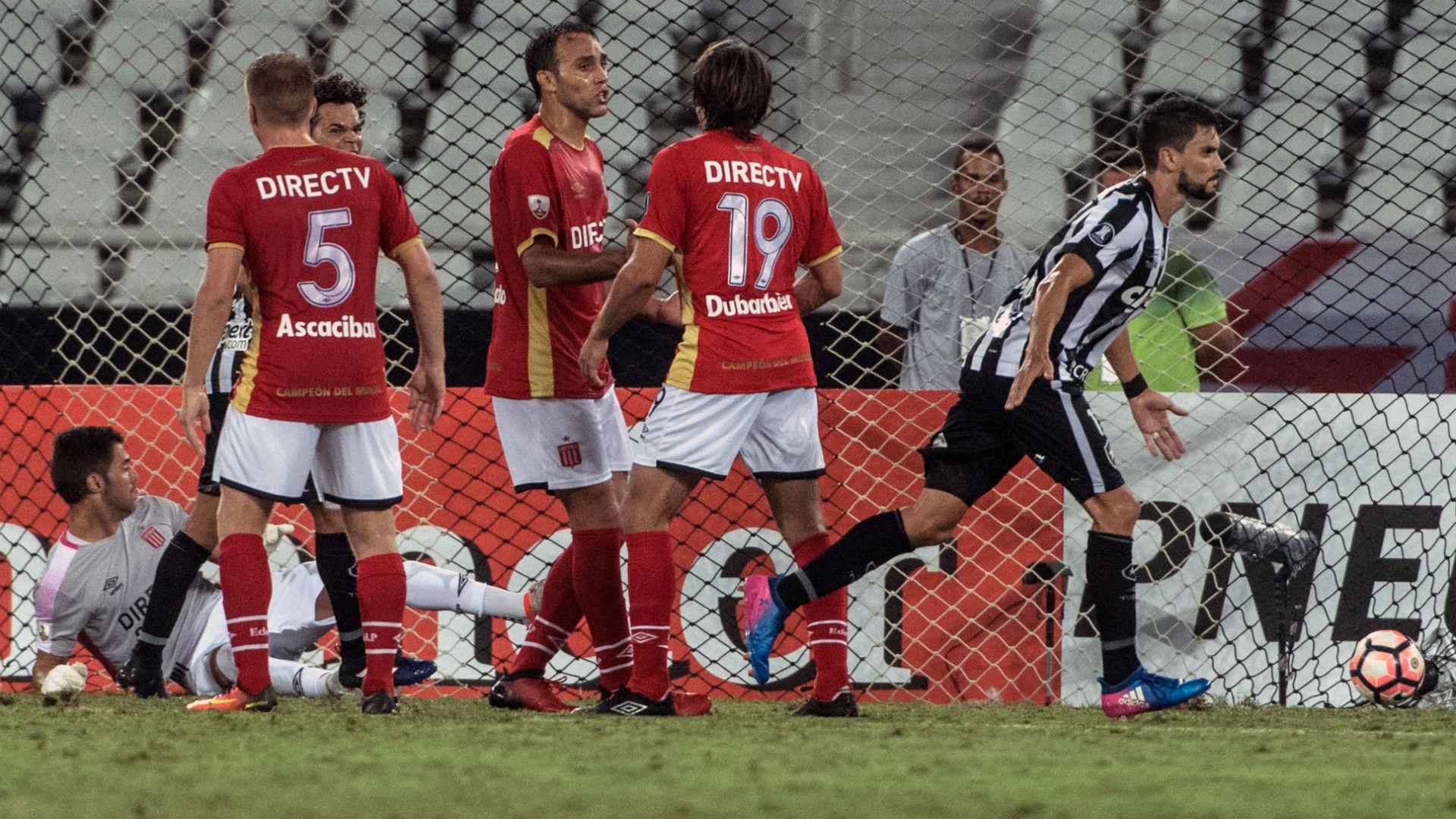 Rodrigo Pimpão Botafogo Estudiantes Libertadores 15032017