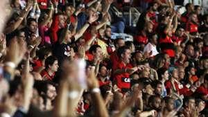 Torcida Flamengo Libertadores 12042017